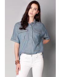 Pepe Jeans | Blue Tunics | Lyst