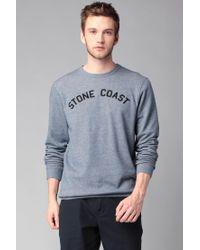 Volcom | Blue Sweatshirt for Men | Lyst