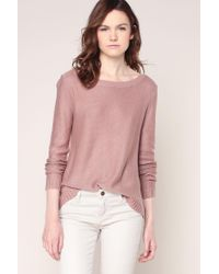 I Code By Ikks | Pink Jumper | Lyst
