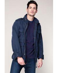 Denim & Supply Ralph Lauren | Blue Parka for Men | Lyst