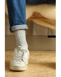 Escuyer - Gray Sock for Men - Lyst