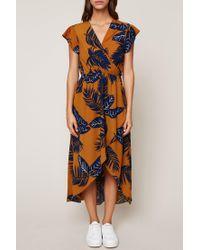 Vintage Love - Blue Summer Dresses - Lyst