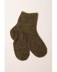 Polder - Brown Sock, Tight & Slipper - Lyst