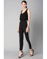 French Connection   Black 7/8-length Trouser   Lyst