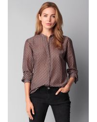 Hartford - Black Shirt / Blouse - Lyst