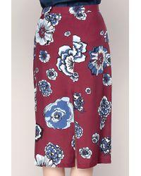 Glamorous - Red Mid-length Skirt - Lyst