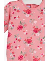 Petit Bateau - Pink Pyjama And Nightdresse - Lyst