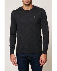 Polo Ralph Lauren - Gray Sweater & Cardigan for Men - Lyst