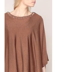 Hotel Particulier - Brown Cape & Poncho - Lyst