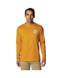 Mountain Hardwear Multicolor Keep Earth Awesome Ls Tee for men