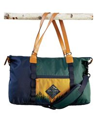 United By Blue Multicolor Trail Weekender Bag