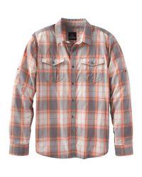 Prana   Multicolor Ascension Shirt for Men   Lyst
