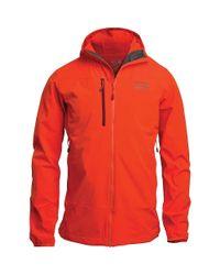 Mountain Hardwear - Orange Super Chockstone Hooded Jacket for Men - Lyst