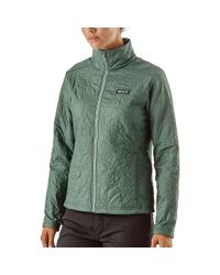 Patagonia Green Orchid Cove Jacket