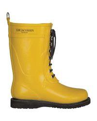 Ilse Jacobsen Yellow Rub15 Boot