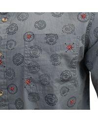 Mountain Khakis Multicolor Benchmark Signature Printed Shirt for men