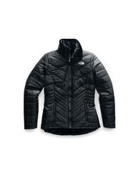 The North Face Black Mossbud Insulated Reversible Jacket