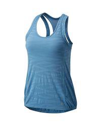 Mountain Hardwear - Blue Breeze Vnt Tank - Lyst