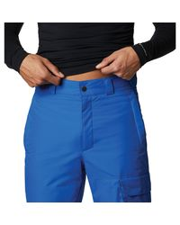 Columbia Blue Hero Snow Pant for men