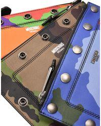 Moschino Blue Shoulder Bag