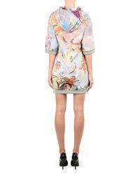 Moschino Blue Short Dress