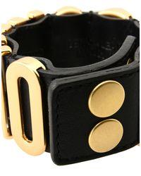 Moschino - Black Bracelet - Lyst