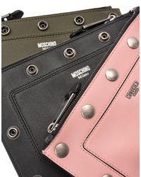 Moschino Pink Shoulder Bag