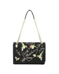 Love Moschino | Black Shoulder Bag | Lyst