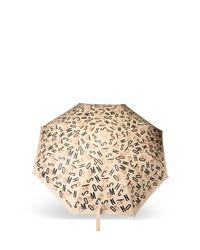 Moschino Multicolor Mini Umbrella