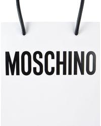 Moschino White Handbag
