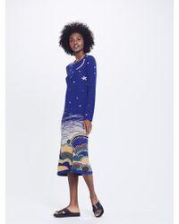 Mother Blue Replica Los Angeles - Celestial Dress