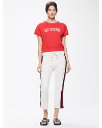Mother Denim Multicolor Slim Gym Pant Fray Out Of Your League