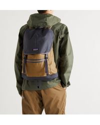 Patagonia Brown Arbor Classic Canvas Backpack for men