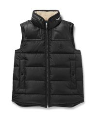 Moncler - Black Millais Leather-trimmed Quilted Shell Down Jacket for Men - Lyst