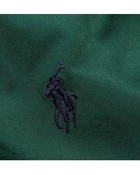 Polo Ralph Lauren Green Cotton Harrington Jacket for men