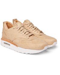 Nike - Brown 'air Max 1 Royal' Sneakers for Men - Lyst