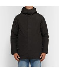 Norse Projects - Black Rokkvi 4.0 Gore-tex Hooded Jacket for Men - Lyst