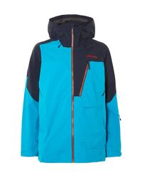 Patagonia | Blue Untracked Gore-tex Ski Jacket for Men | Lyst