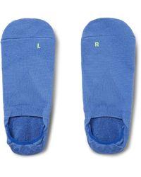 Falke - Blue Cool Kick Knitted No-show Socks for Men - Lyst