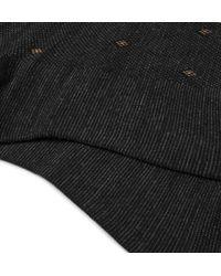 Pantherella | Black Vintage Lombard Socks for Men | Lyst