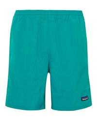 Patagonia Blue Baggies Lights Dwr-coated Ripstop Shorts for men