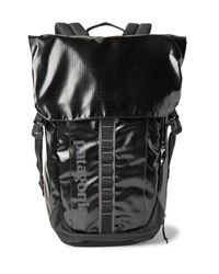 Patagonia   Black Hole 32l Water-repellent Twill Backpack for Men   Lyst