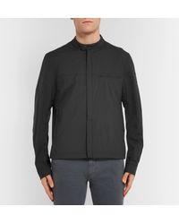 Belstaff - Black Samford Ripstop Blouson Jacket for Men - Lyst