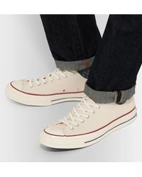 Converse Multicolor 1970s Chuck Taylor All Star Canvas Sneakers for men