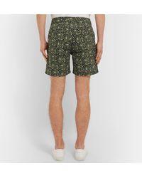 Eidos Green Bermuda Shorts for men