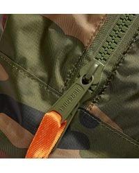 Herschel Supply Co. Green Studio City Pack Hs7 Camouflage-print Ripstop Tote Bag for men