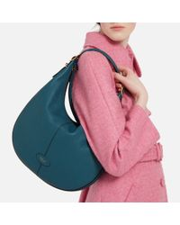 Mulberry - Blue Small Selby - Lyst