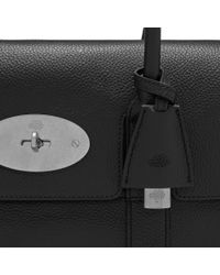 Mulberry - Black Heritage Bayswater - Lyst