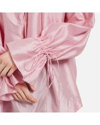 Mulberry Pink Cynthia Blouse