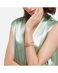 Mulberry - Multicolor Bayswater Leather Bracelet - Lyst